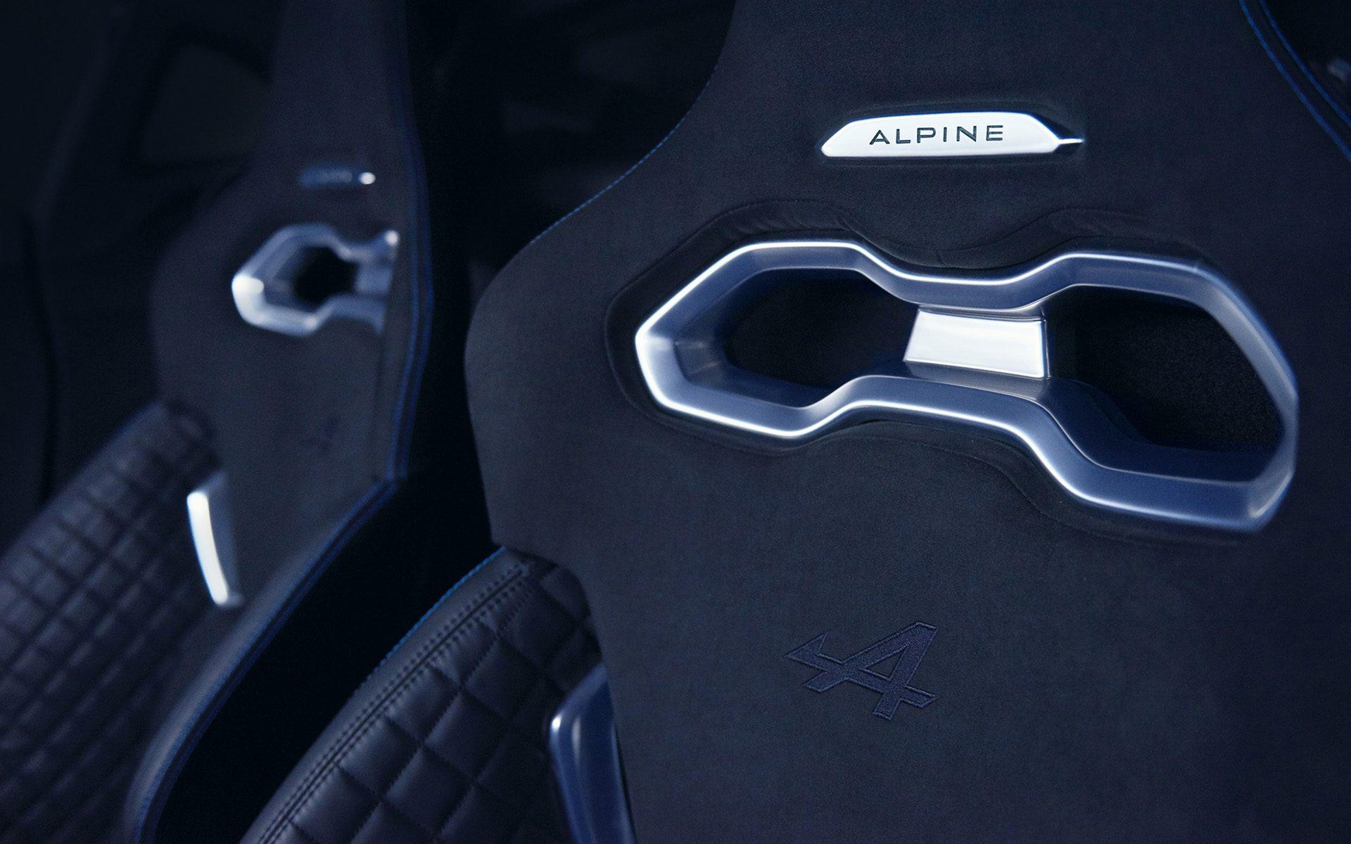 Alpine A110 (2017)