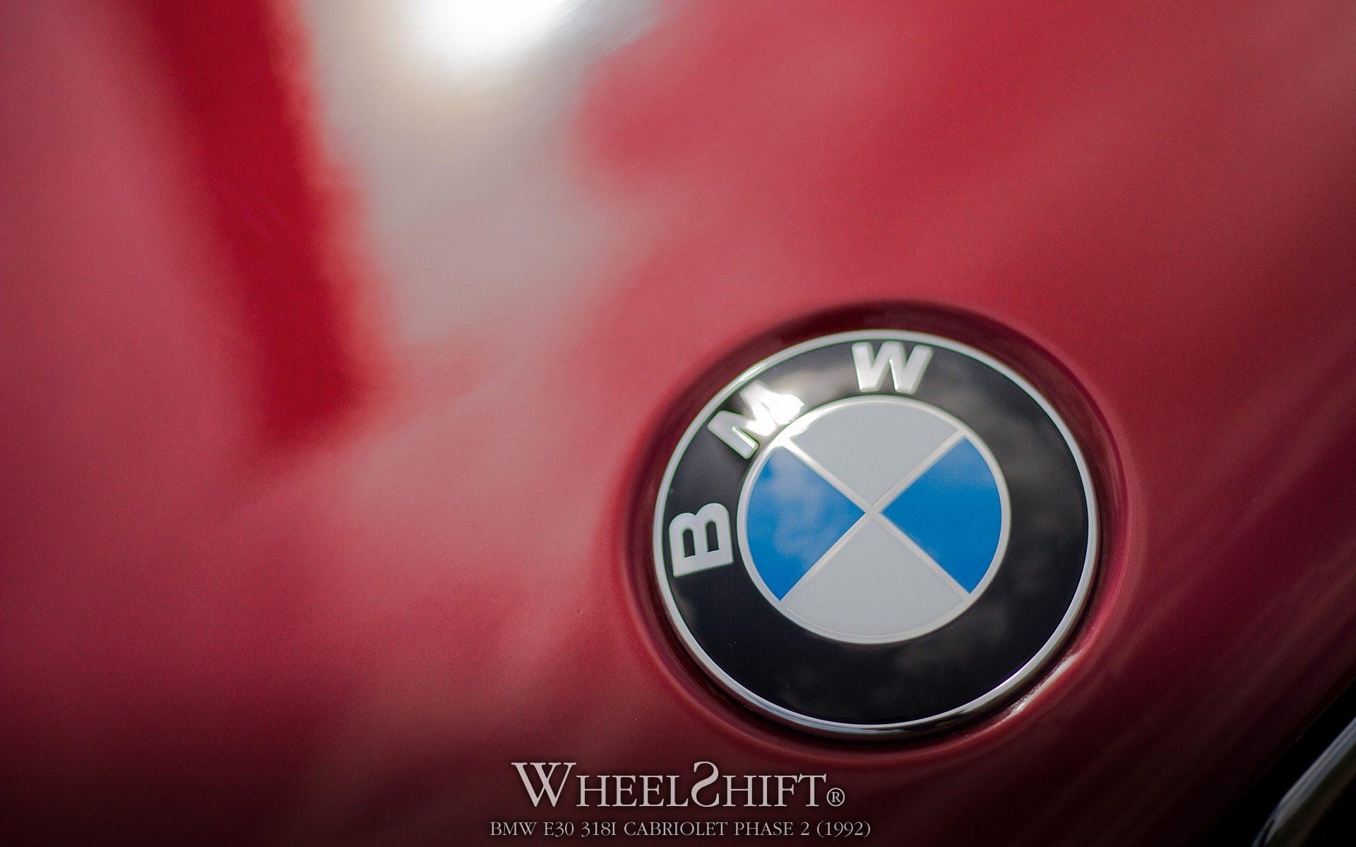 BMW E30 318i Cabriolet Phase 2 (1992)