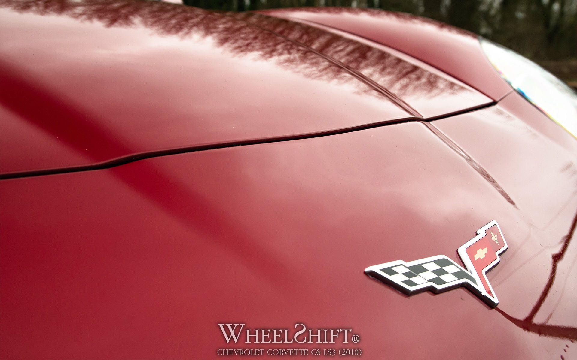 Chevrolet Corvette C6 LS3 (2010)