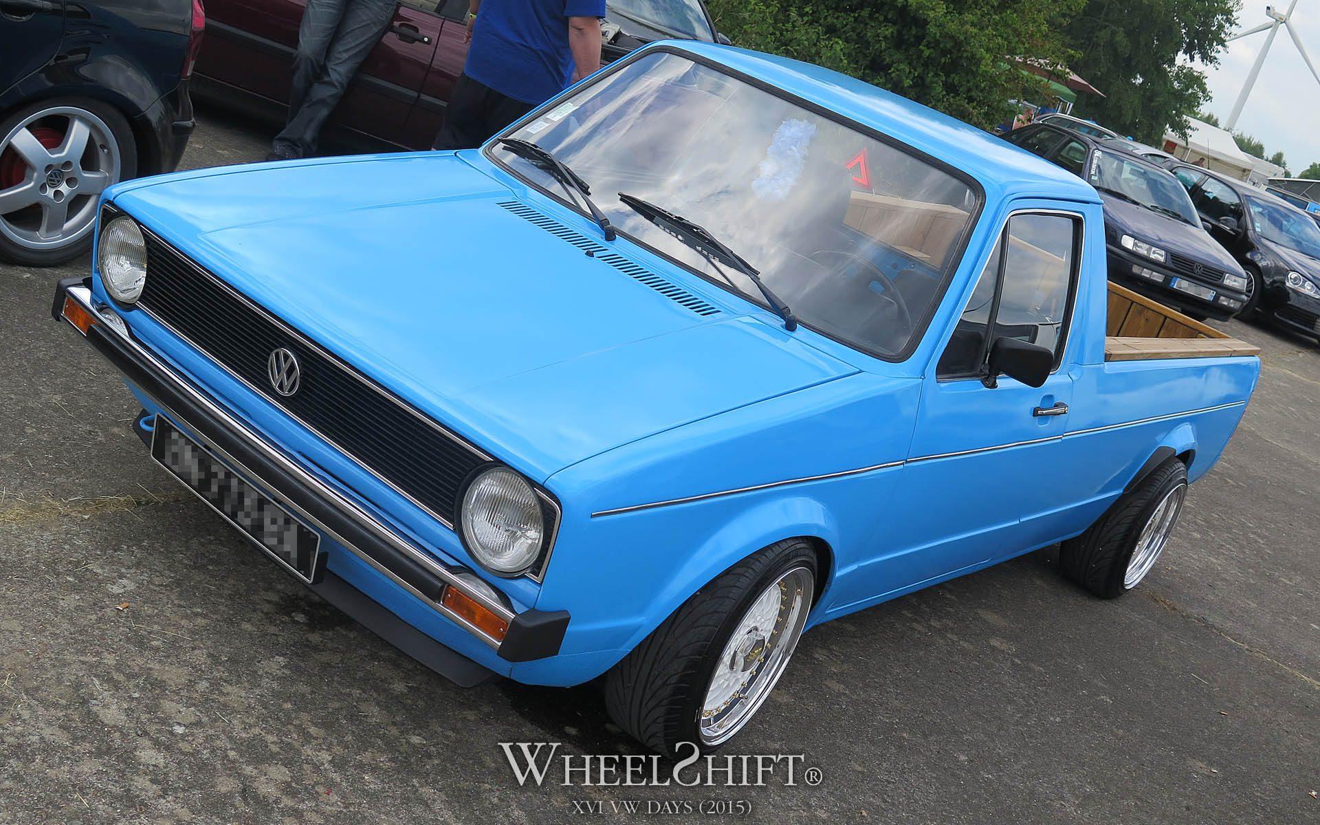 XVI VW Days (2015)