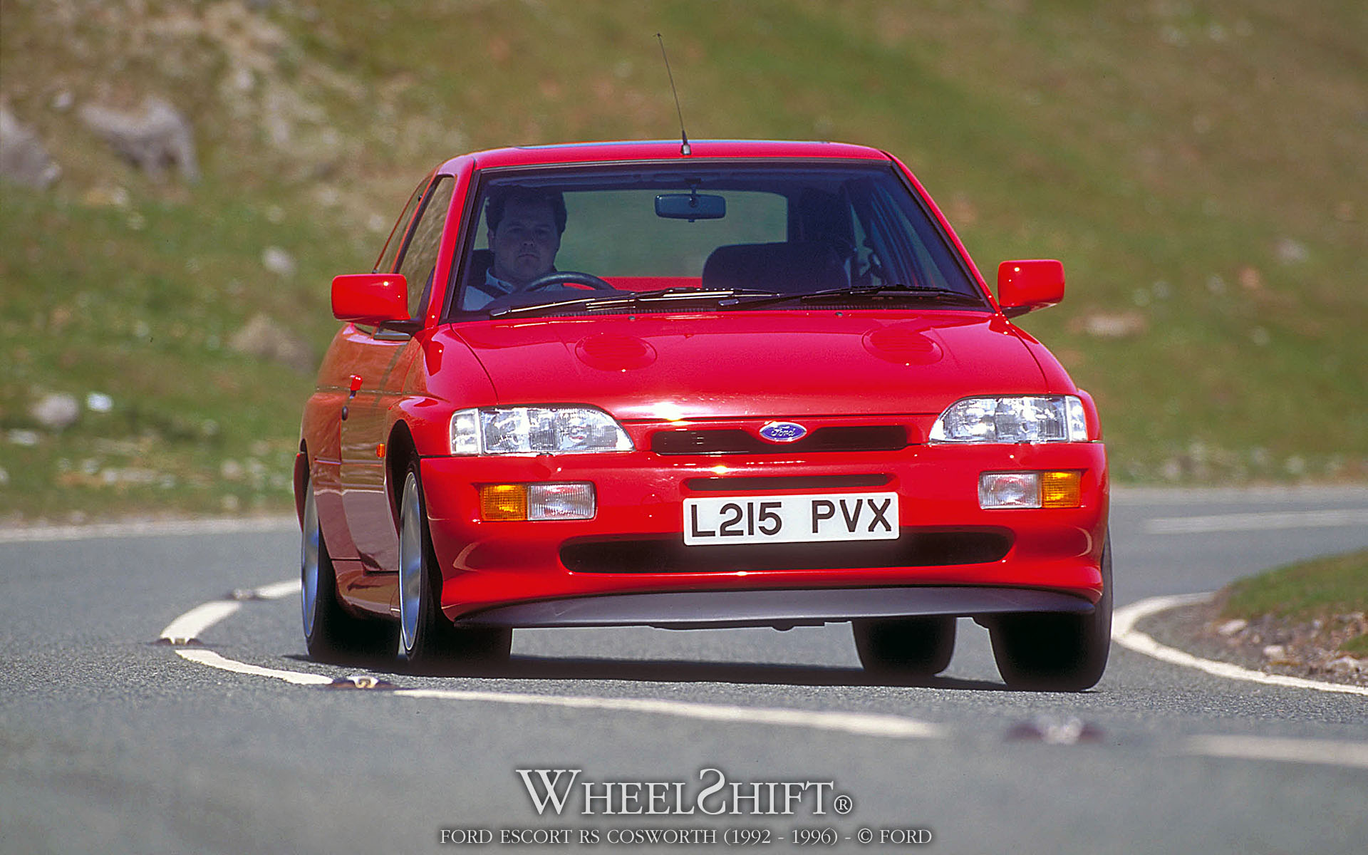 Ford Escort RS Cosworth (1992 - 1996)
